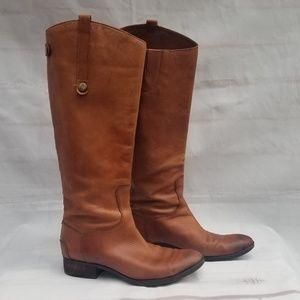 Sam Edelman Shoes - Sam Edelman Penny Whisky Leather Boots